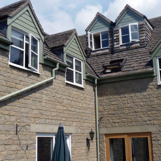 Exterior Residential Painting & Maintenance