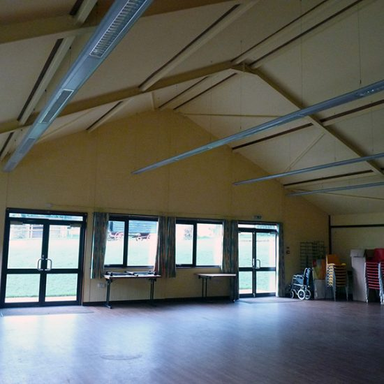 Hall Commercial Painting