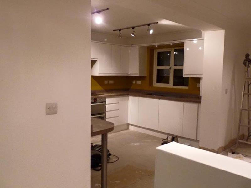 Kitchen Interior Decorating