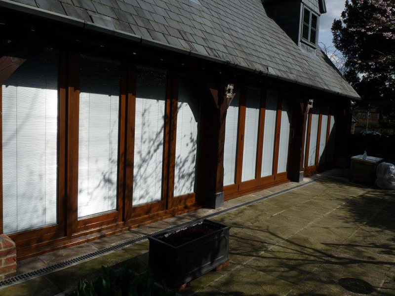 Exterior Residential Cottage Painting