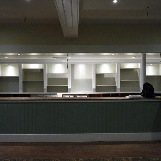 Bar Interior Decorating